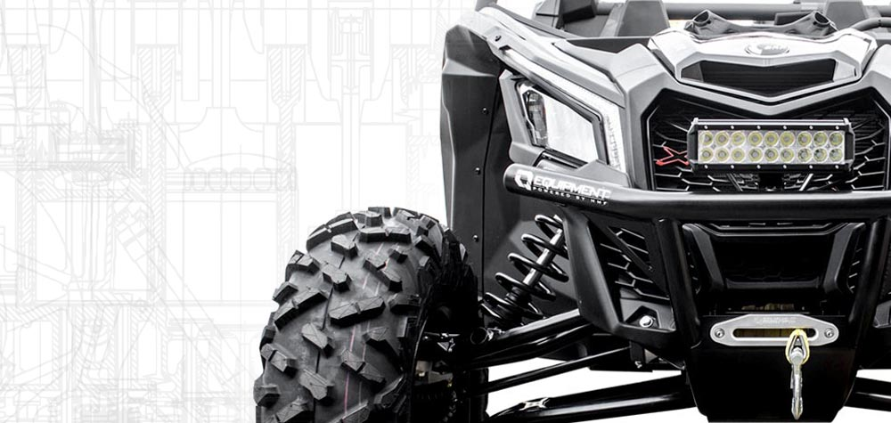 The Maverick X3 Parts Guide