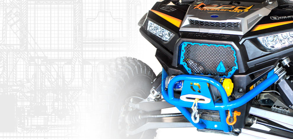 Polaris RZR Bumper Guide