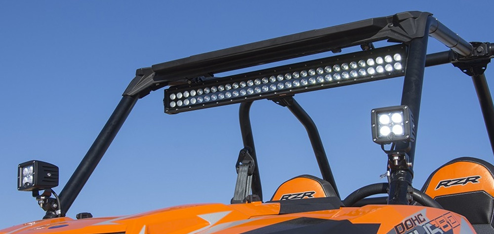 UTV LED Light Guide